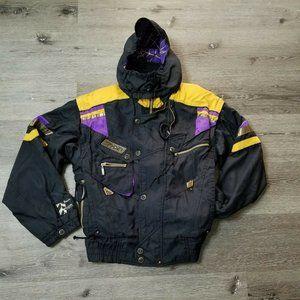 Vintage 90s SPYDER Thinsulate Black SKI Jacket